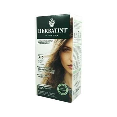 Herbatint  Saç Boyası 7D Blond Dore - Golden Blonde Kahve
